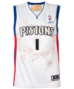 Night Market | Pistons Embroidered Nba Tank