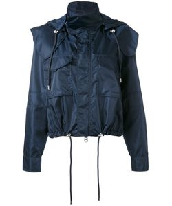 Versus | Drawstring Waist Rainjacket 40