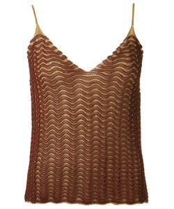 Gig | Knit Tank Top Pp Polyamide/Polyester/Viscose