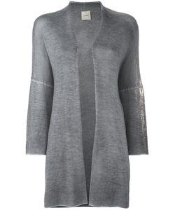 Nude | En Sleeve Cardigan 40 Wool/Silk/Cashmere