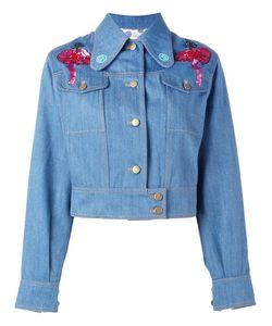 Olympia Le-Tan   Декорированная Куртка Did You Get Your