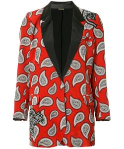 DODO BAR OR | Paisley Print Blazer