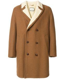 Gucci | Пальто С Вышивкой Насекомого