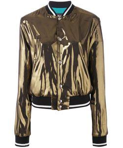 Just Cavalli | Куртка-Бомбер Металлик