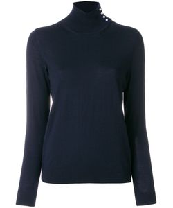 Paul Smith | Button Turtle Neck Sweater Women