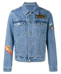 Kenzo | Embroidered Patch Denim Jacket