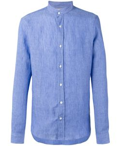 Brunello Cucinelli | Band Collar Shirt