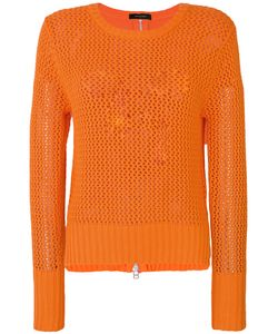 Unconditional | Mesh Knit Jumper Women M