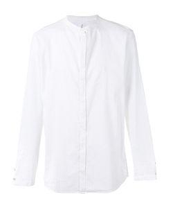 Transit   Round Neck Striped Shirt Size Medium