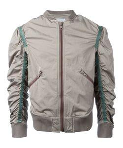 Kolor | Gathered Sleeves Bomber Jacket
