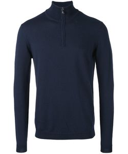 Boss Hugo Boss   Zip Up Sweater Cotton/Virgin
