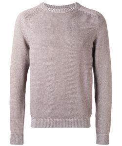 Corneliani | Ribbed Sweater Size 50