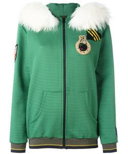 MR & MRS Italy | Kangaroo Pockets Zipped Jacket 42