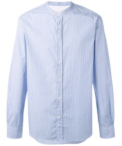 Officine Generale | Pinstripe Shirt Small Cotton