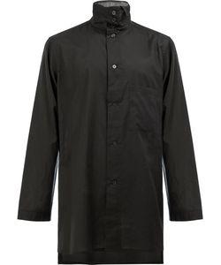 Yohji Yamamoto | Oversized Button Front Shirt Size 3