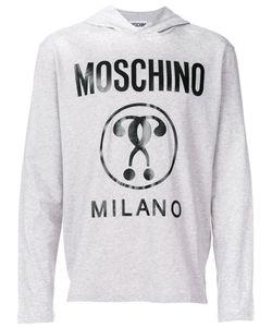 Moschino | Logo Printed Top