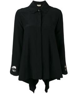 Fendi   Cut Out Shirt Size 42
