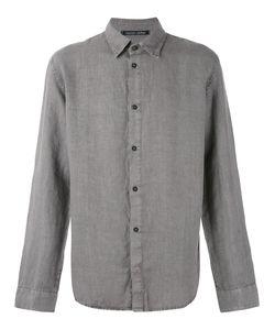 Hannes Roether | Рубашка С Закругленным Подолом