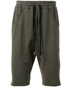 Amen | Drawstring Track Shorts 48 Cotton