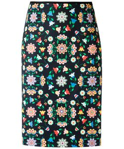 Reinaldo Lourenço | All-Over Print Skirt