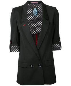 GUILD PRIME | Double Breasted Blazer 34 Polyester/Polyurethane/Rayon