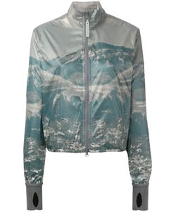 Adidas By Stella  Mccartney | Adidas By Stella Mccartney Mountains Print Performance Jacket