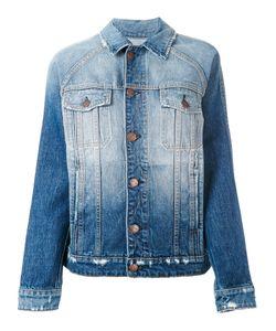 Current/Elliott | Faded Denim Jacket 1