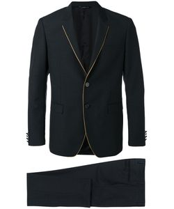 Tonello | Contrast Piping Suit