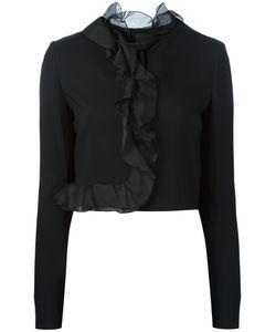 Giambattista Valli | Fitted Cropped Jacket