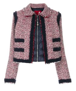 Moncler Gamme Rouge | Aberdeen Cropped Jacket Women Feather