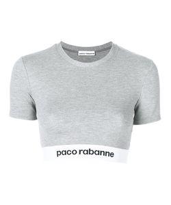 Paco Rabanne | Укороченный Топ С Логотипом
