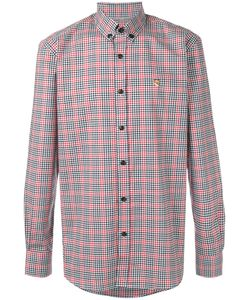 Maison Kitsune | Maison Kitsuné Checked Button Down Shirt