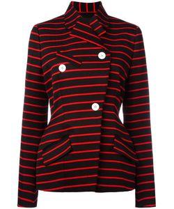 Proenza Schouler | Wrap Front Striped Jacket Size 12