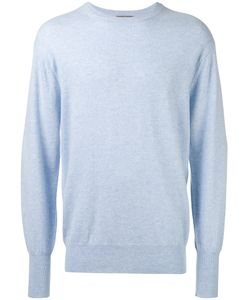 N.PEAL | Ribbed Trim Sweatshirt S