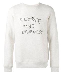 Soulland   Silence Sweatshirt Size Medium