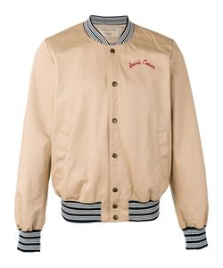 Maison Kitsune | Куртка-Бомбер С Вышивкой