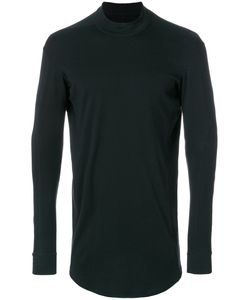 DEVOA | Long Sleeve Oversized T-Shirt Men