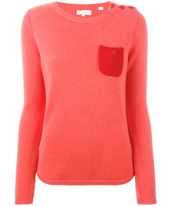 Chinti And Parker | Cashmere One Pocket Sweater