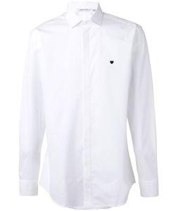 Neil Barrett | Рубашка С Маленькой Отделкой-Сердцем