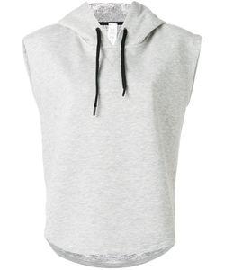 Sàpopa | Shortsleeved Hooded Sweatshirt Size Xs