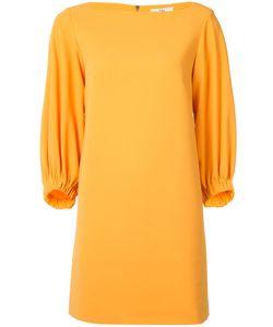 Tibi | Boat Neck Flared Dress Size 4