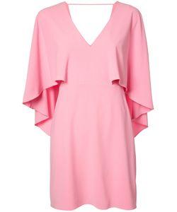 Halston Heritage | Pleated Trim Dress Size 6