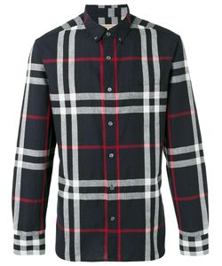 Burberry | Checked Shirt Size Xl