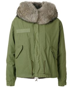MR & MRS Italy | Classic Fur-Lined Parka Jacket