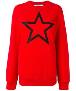 Givenchy | Star Print Sweatshirt Xs Cotton