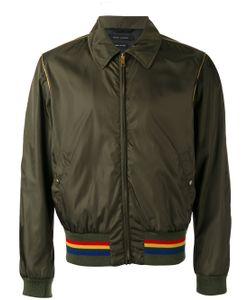 Marc Jacobs | Collared Stripe Hem Jacket
