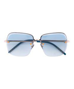 POMELLATO | Square Gradient Sunglasses