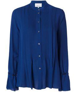 3.1 Phillip Lim | Плиссированная Рубашка С Длинными Рукавами
