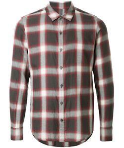 KAZUYUKI KUMAGAI | Checked Shirt Men 2