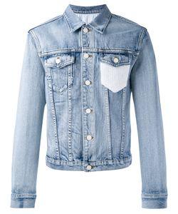 3.1 Phillip Lim | Джинсовая Куртка С Нагрудными Карманами
